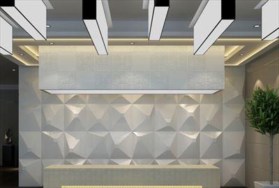 现代时尚风皓康办公室装修设计案例