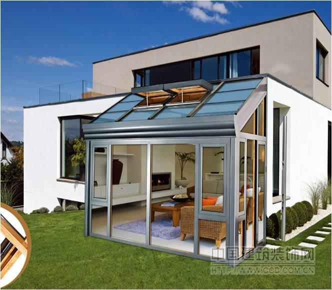 想做高档阳光房品牌 看拓邦门窗制造专家