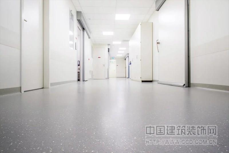 养老院塑胶地板康复中心地胶安装