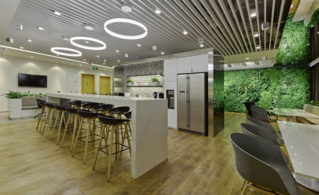 郑州办公室装修设计四大原则