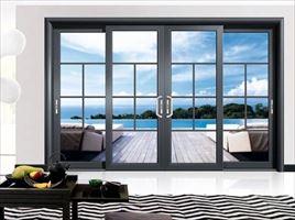 推拉门窗原创设计 拓邦门窗