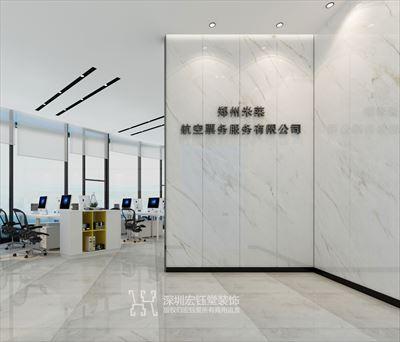 郑州办公室装修公司——企业办公室装修方案