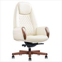 高档真皮办公椅 时尚办公大班椅 简约电脑椅