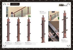 徍宜升不锈钢楼梯立柱