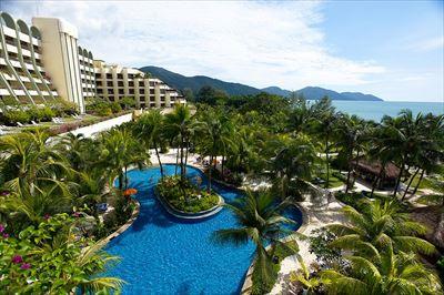 馬來西亞檳城賓樂雅酒店
