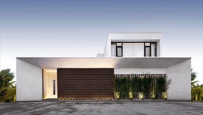 HCL林志豪设计回归自然.揭阳别墅项目