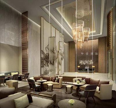 上海酒店設計公司效果圖 主題 精品酒店