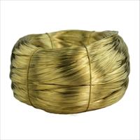 H62半硬螺丝黄铜线 打弹簧全硬黄铜线