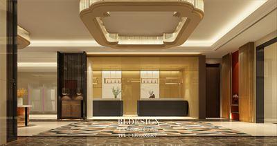 郑州五星级酒店装修设计公司-大河锦悦酒店