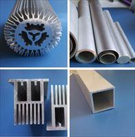 6063建筑用异型铝型材 氧化喷涂铝型材