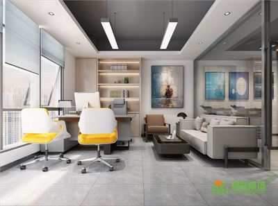 东英科技园办公室装修设计丨办公室装修