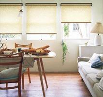 立川窗帘家用遮光窗帘卷帘和室窗帘RS7027