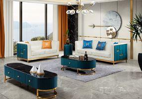 轻奢沙发轻奢客厅家具轻奢沙发组合