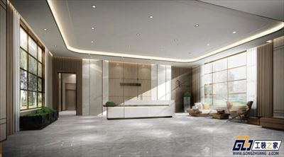 兰州新中式酒店装修设计案例