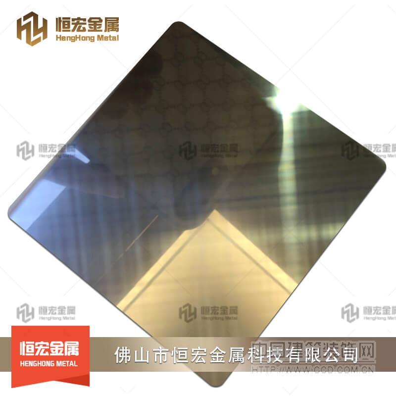 厂家供应304不锈钢板 无指纹板 装饰面板 彩色板