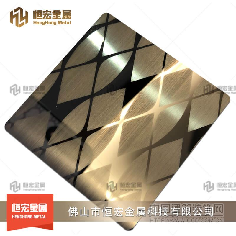 佛山不锈钢厂家 201不锈钢彩色板 现货供应规格齐全