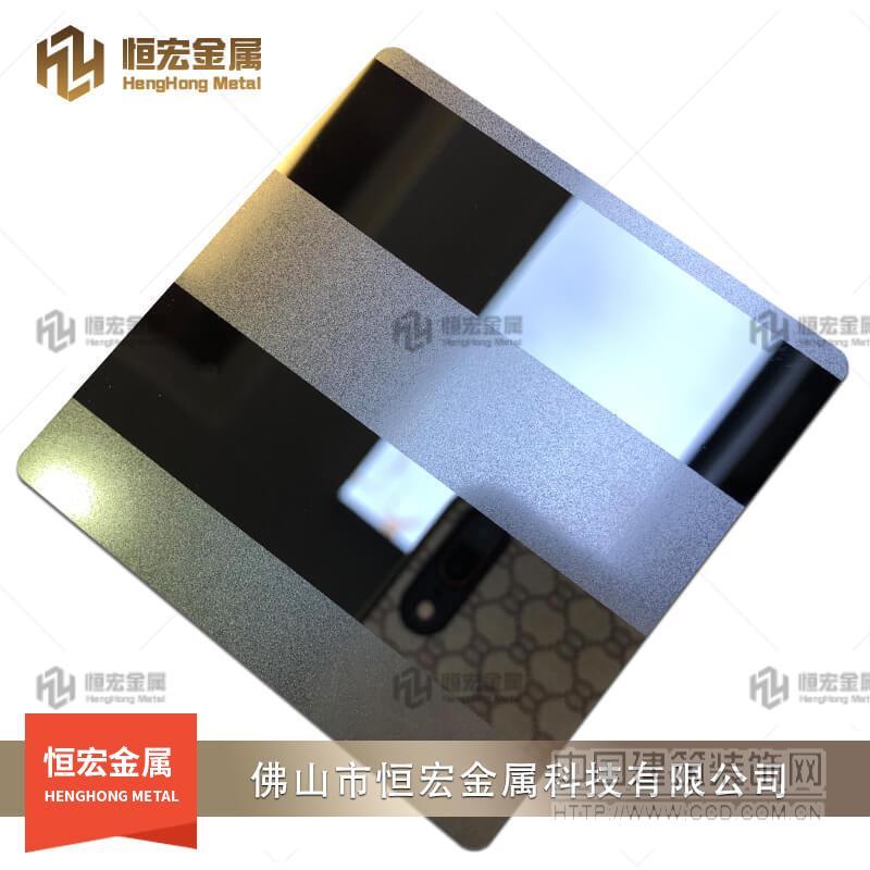 货直销不锈钢彩色板 201钛金不锈钢镜面板 304