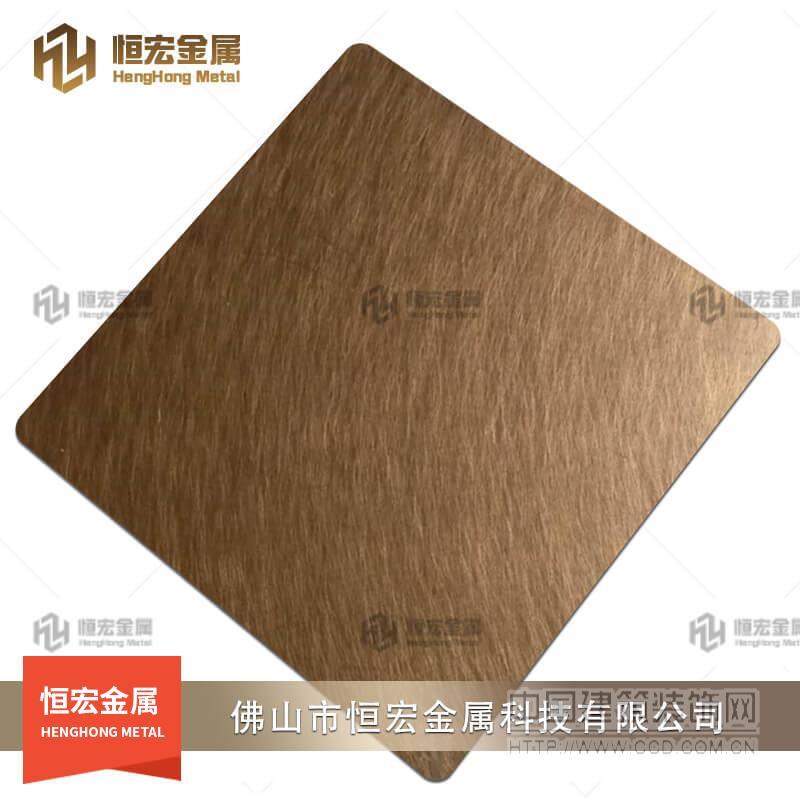 304不锈钢花纹板 304不锈钢水波纹板 装饰用彩色不