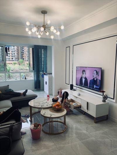 南京保利社区给父母装修房子 最主要要舒服