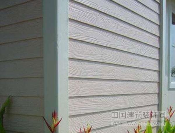 木纹板的优势和施工方法