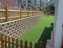 自嵌式挡土块-自嵌式挡土墙-加筋土挡土墙-厂家直销