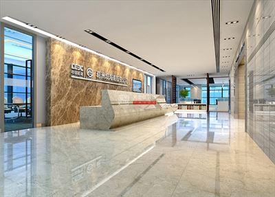 葛洲坝(海南)投资公司国瑞城办公室装修