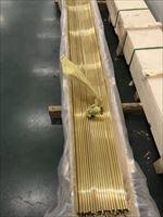 H62低铅大直径黄铜棒 H59易车削黄铜棒