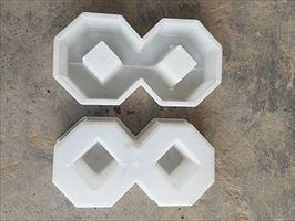 塑料路牙石模具 马路牙石 路牙石价格