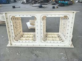 定做塑料模具 水泥马路牙子价格 混凝土制品塑料模具