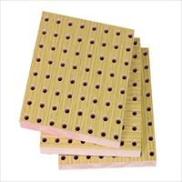 工厂直供孔木吸音板 穿孔隔音板