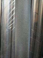 6061滚花网纹铝棒 实心拉花铝棒铝管