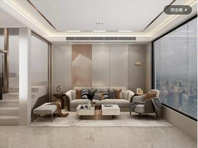500平别墅轻奢风格设计案例