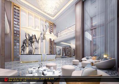南宁酒店设计 维纳斯皇家酒店