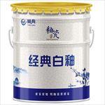 釉瓷水性釉内墙涂料经典白釉25kg
