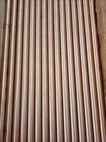 QSn6.5-0.1锡磷青铜棒耐磨易加工磷铜棒