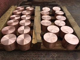 C18150国标耐磨铬锆铜棒