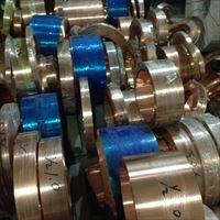 QBe2超硬耐磨铍铜带0.1*200mm铍铜带