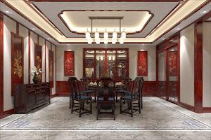 中式红木全屋定制