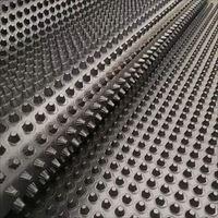 1公分卷材塑料排水板地下车库凹凸疏水板