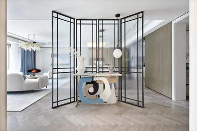 常州和尊设计丨现代法式别墅装修