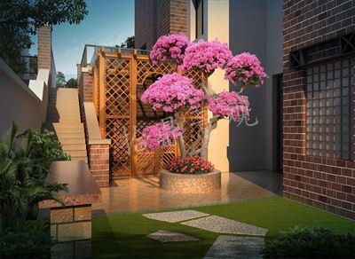 私家花園打造