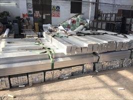 6061非标环保铝排铝扁条铝方棒