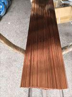 T2精密小直径紫铜棒 调直任意长度紫铜棒