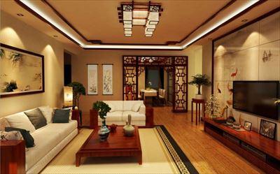 140平中式古典美