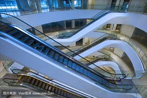 商场自动扶梯装饰装潢安装设计