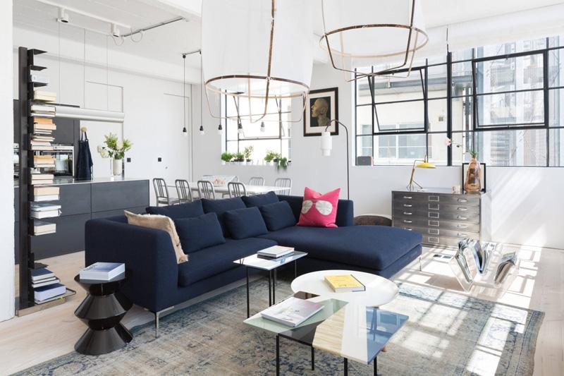 创意装修 旧厂房改造成Loft公寓(组图)