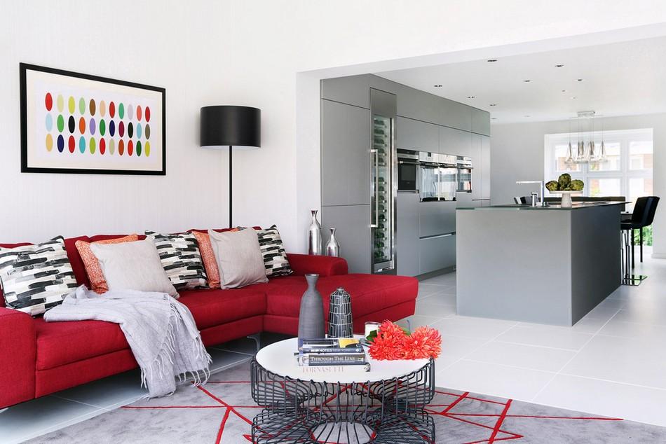 建筑欣赏:英国现代简约的Butterton住宅设计(组图)