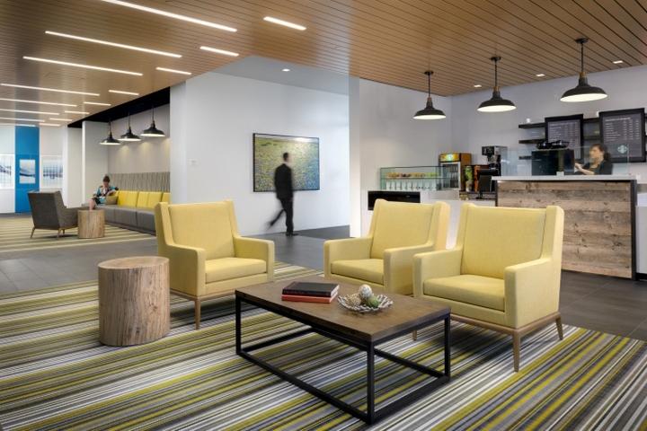 建筑欣赏:LPL Financial圣迭戈办公室设计(组图)