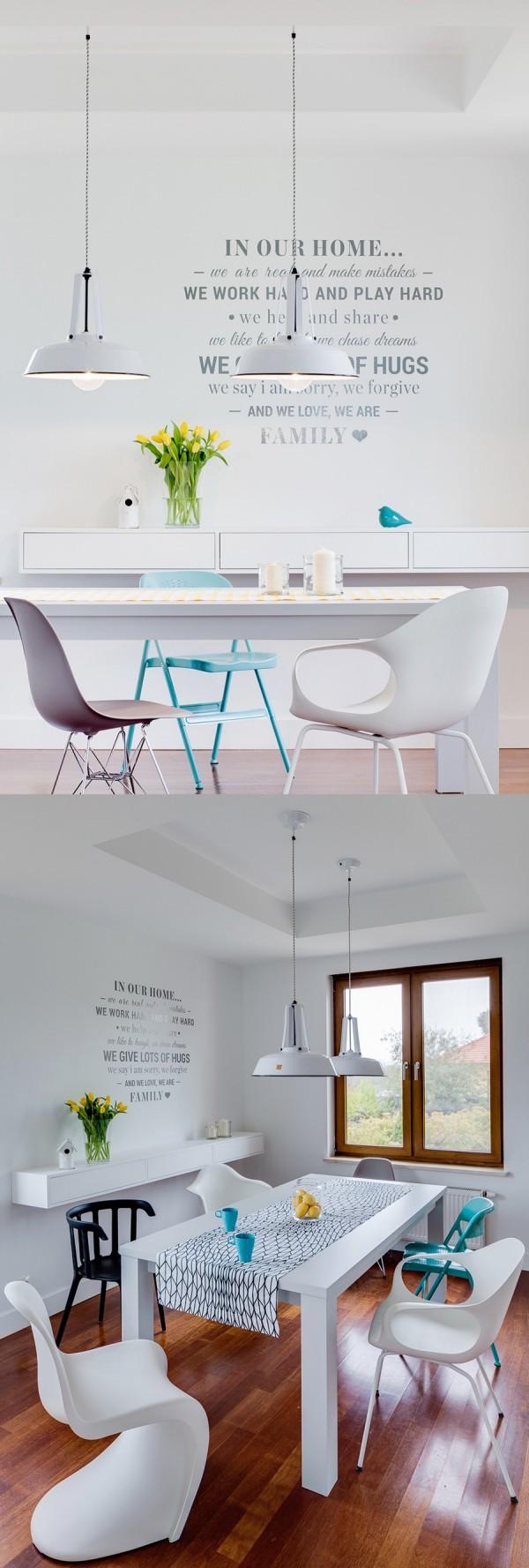 8款现代前卫的时尚家居餐厅设计(组图)