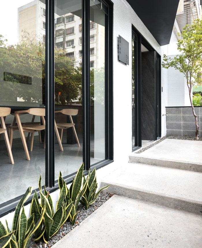 建筑欣赏:Tali空间设计办公室设计(组图)